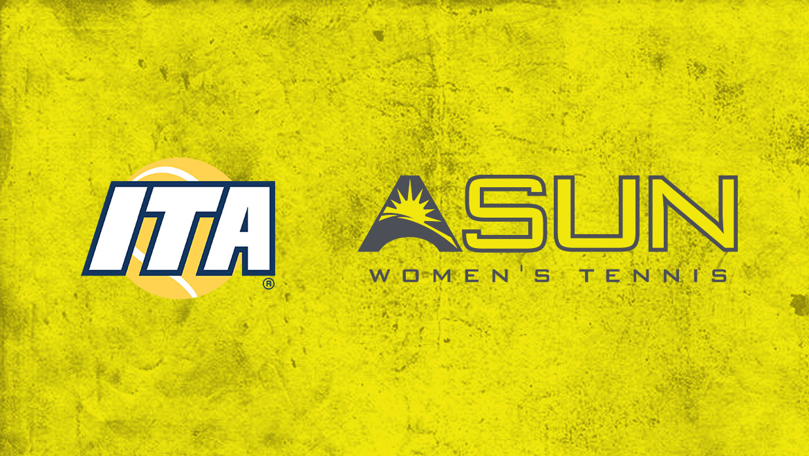 Four #ASUNWTEN Programs Receive ITA All-Academic Recognition