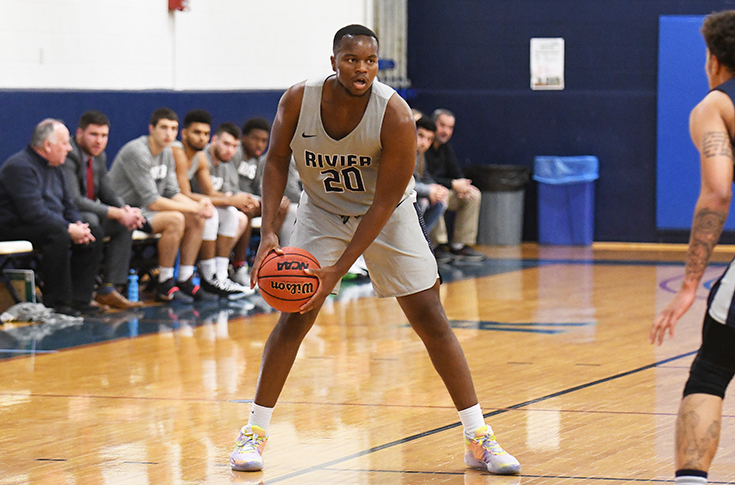 Men's Basketball: Raiders stumble on the road at New England College