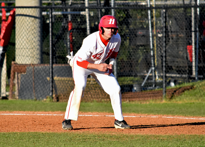Sophomore shortstop Wes Powell drove in two runs in Huntingdon's 3-2 win over Millsaps on Friday.