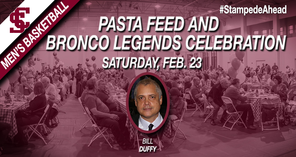 Former Men's Basketball Player to be Honored at Annual Bronco Legends Celebration