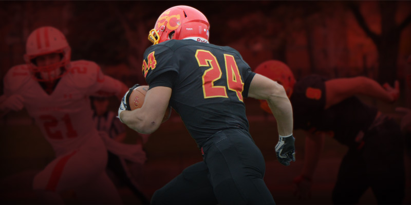 Beem named to D3football.com All-Region Team