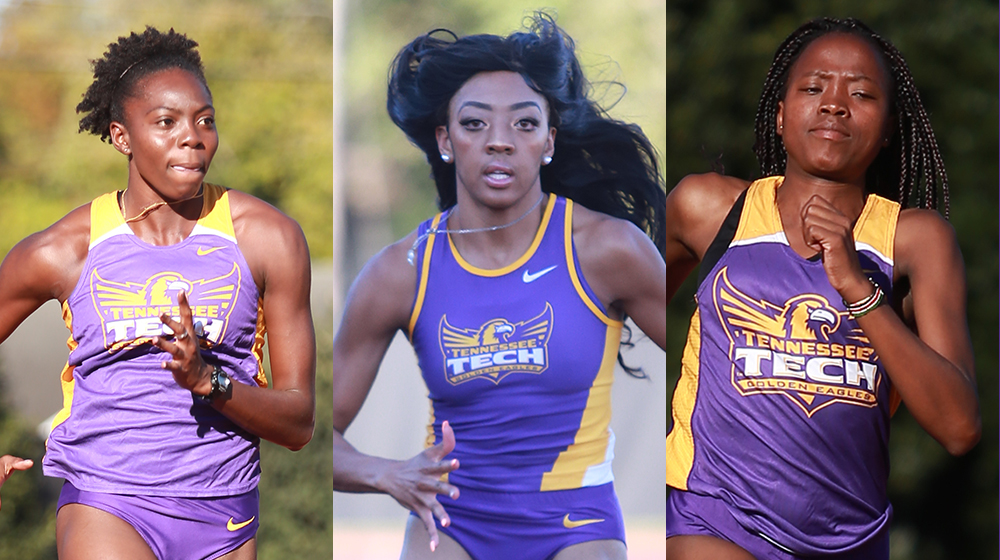 Tech adds three more program records to conclude Tyson Invitational