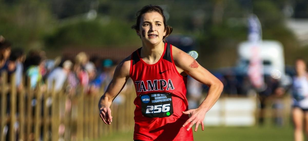 Zoe Jarvis Competes at NCAA Championships