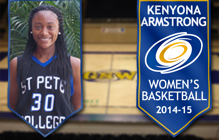 Women's Basketball Welcomes Armstrong To 2014-15 Roster