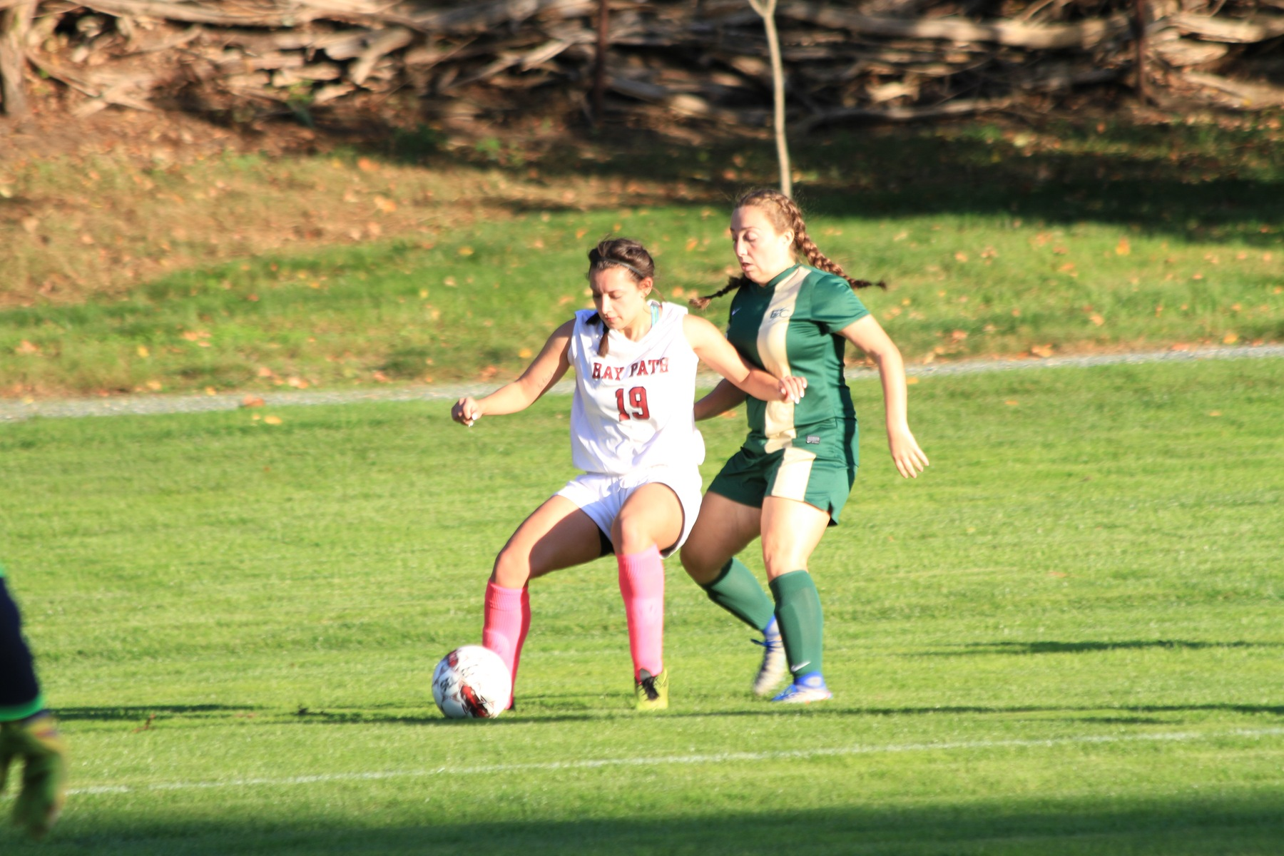 Women's Soccer Escapes Bay Path In Double Overtime