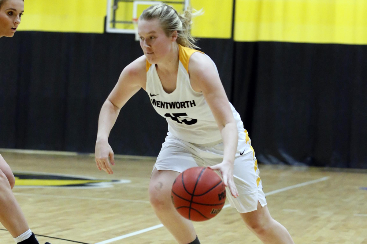 Women's Basketball Falls to Endicott