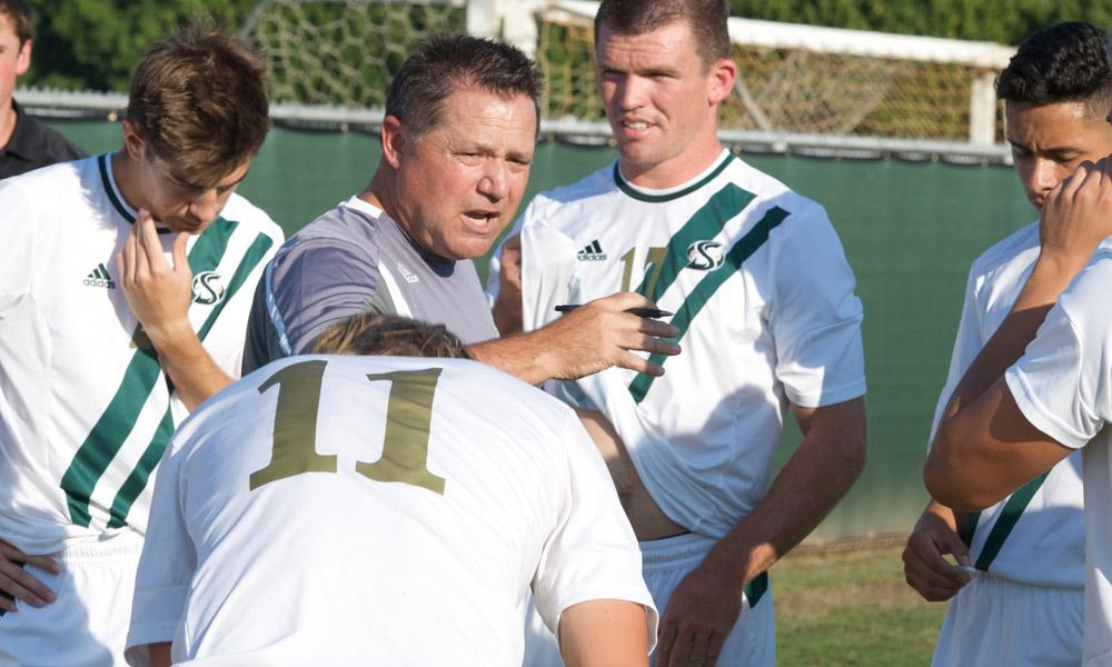 MEN'S SOCCER FALLS IN OVERTIME TO CSU BAKERSFIELD