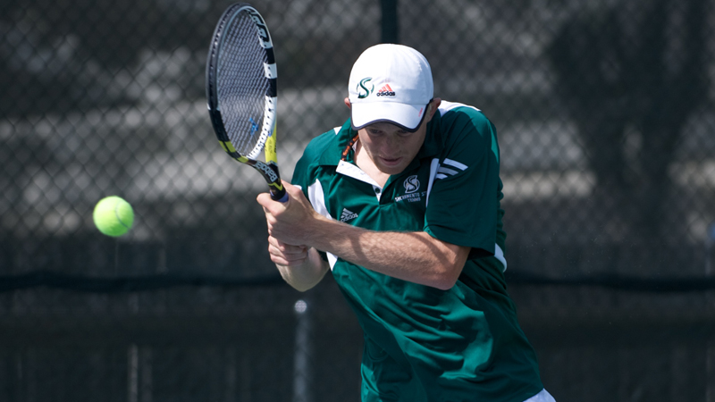 MEN'S TENNIS WRAPS UP FALL PLAY AT THE ITA NORTHWEST REGIONALS