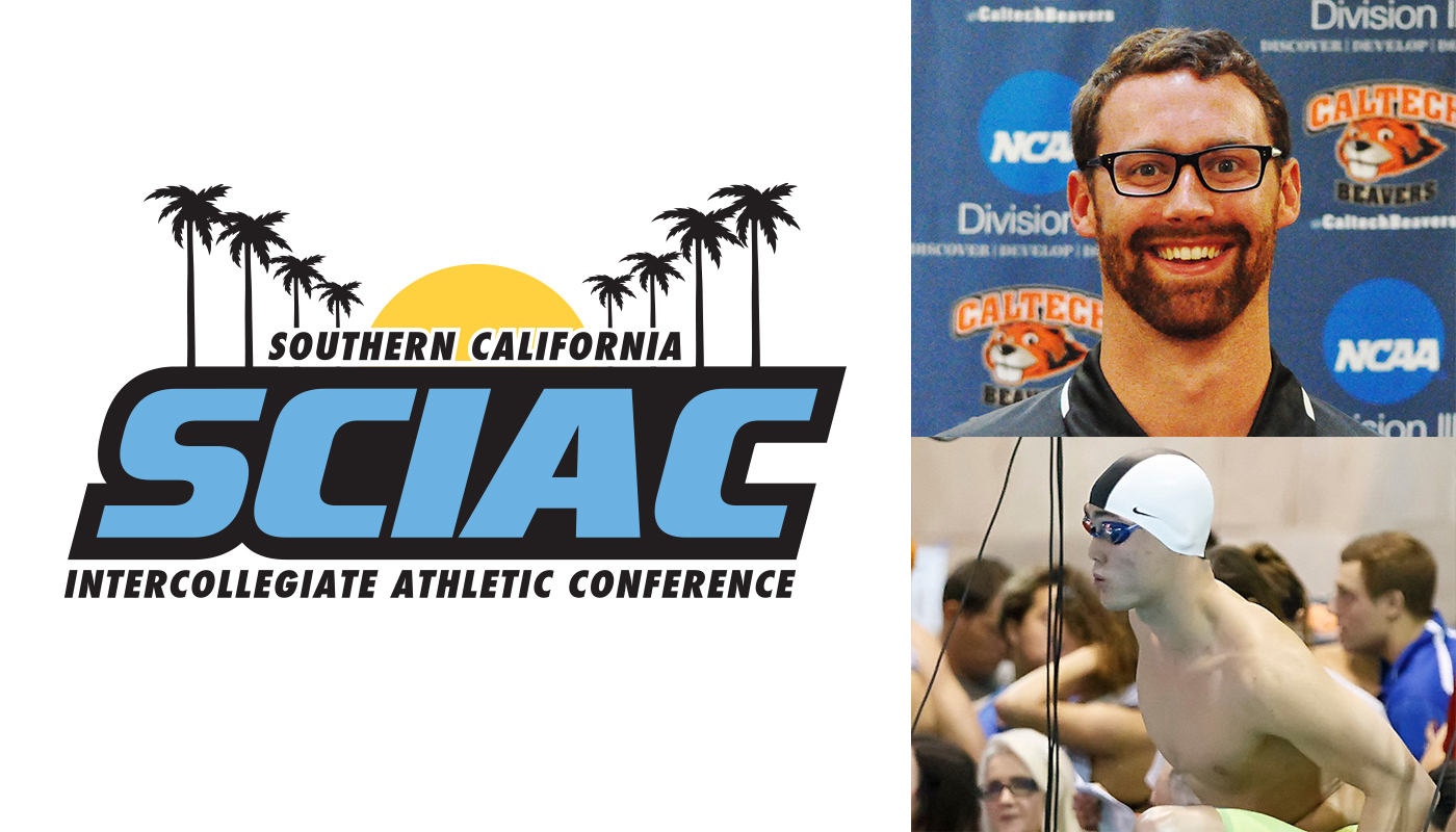 Gallup, Hughes Named SCIAC Rookie, Coach of Year