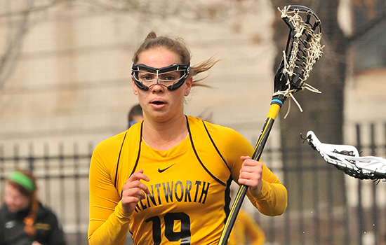 Women's Lacrosse Falls in Season Opener
