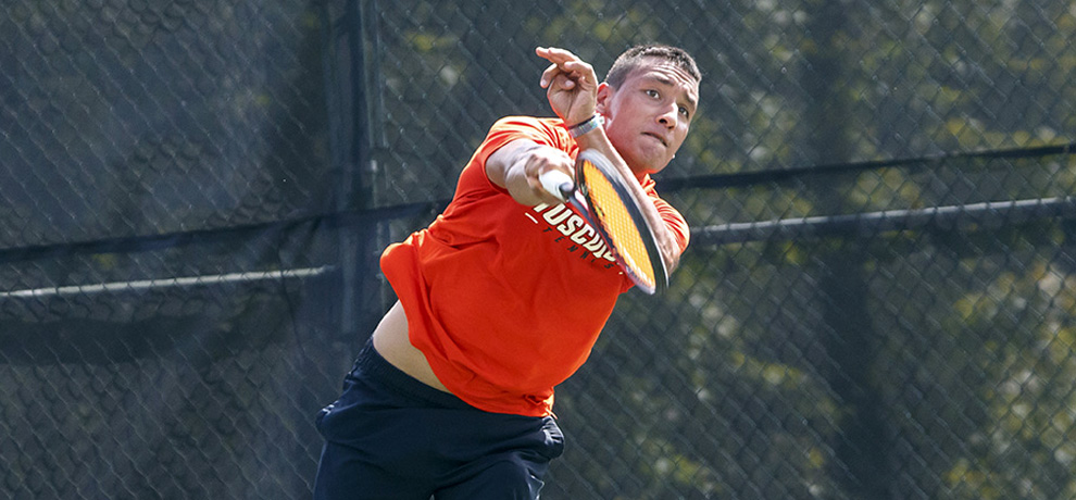 Singles sweep gives Anderson 7-2 win over Pioneers