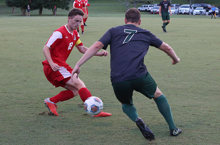 Men's Soccer: Piedmont tops Panthers 4-1 in USA South opener