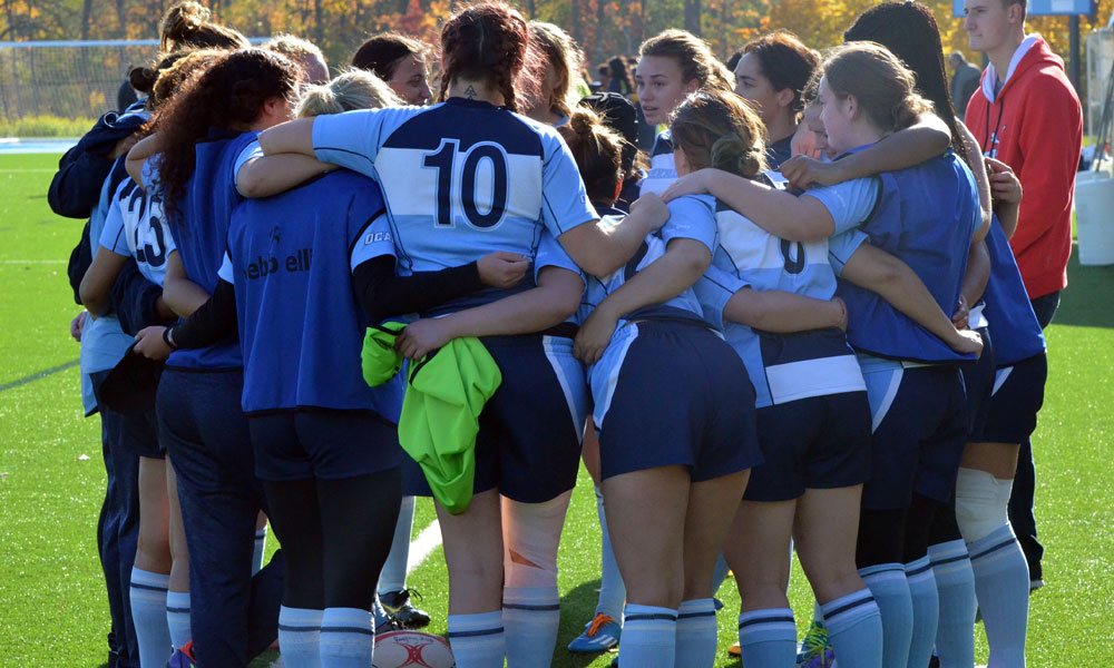 Women's rugby open season with pair of wins, tie
