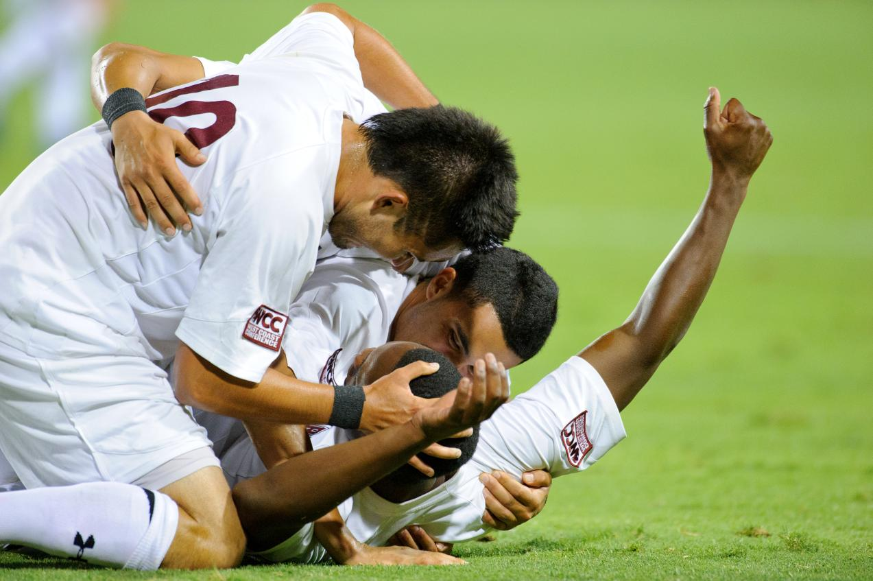 No. 25 Santa Clara Hosts WCC Opener Tonight at 7 p.m.!