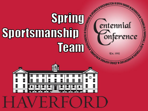 Centennial announces spring sportsmanship team