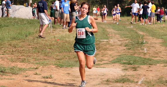 Cross Country's Raines Named One of GCSU's Top Active Student Volunteers