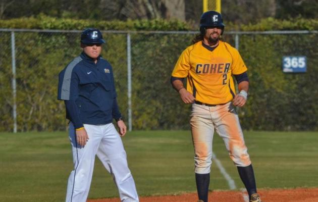 Late Inning Rally Pushes Belmont Abbey Past Coker, 14-8