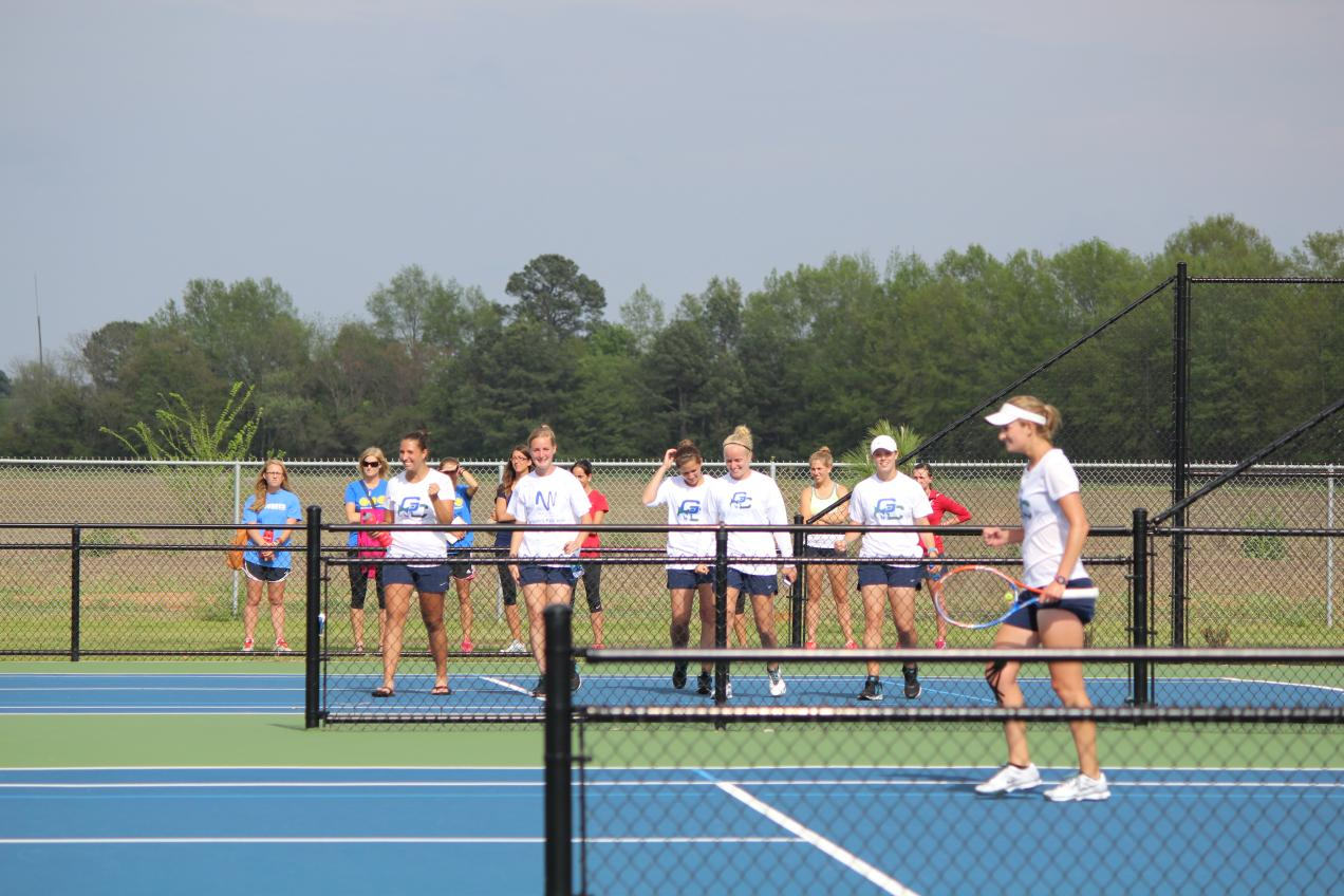 No. 5-Seed Bobcats Down No. 4-Seed Clayton State in Marathon Match, 5-4