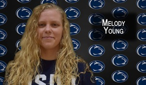 Melody Young Earns USCAA All-American Award