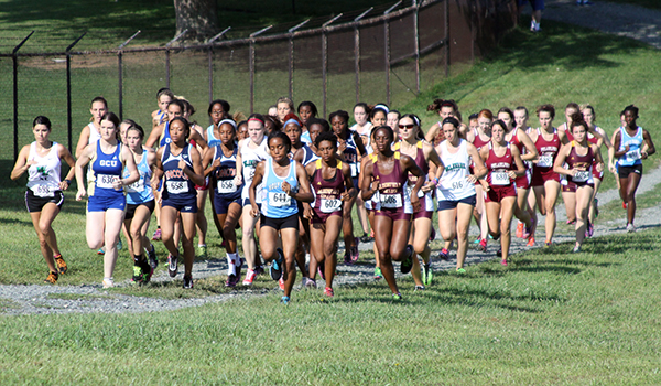Four Top-10 Finishes Headline Wilmington Cross Country at the 14th Annual WUXC Invite