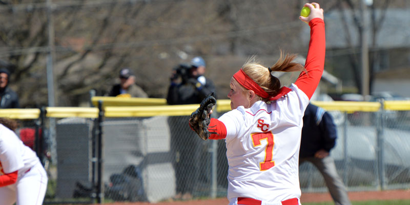 VanVleet named IIAC Pitcher of the Week, Guessford recognized by NFCA