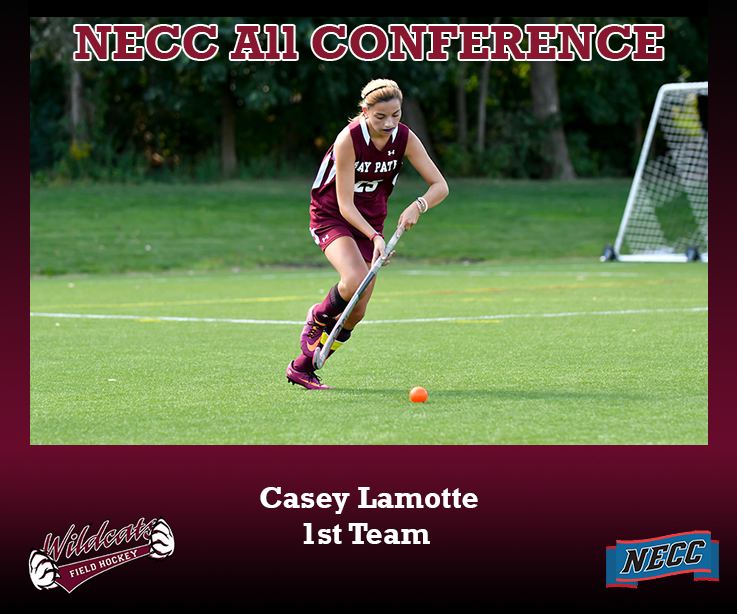 Lamotte selected to 1st Team All-NECC