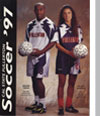 1997 Women's Soccer Cover