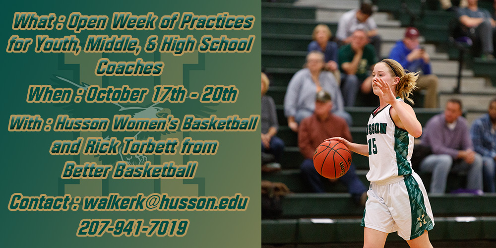 Women's Basketball Open Week of Practices