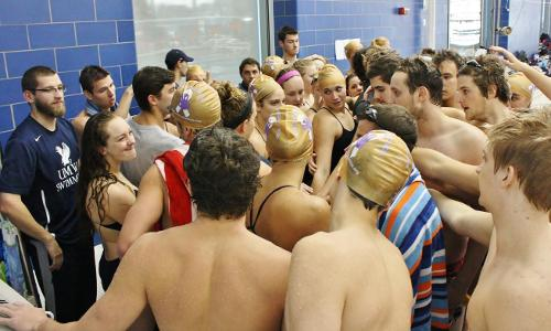 UMW Races Past Field on First Day of CAC Championships