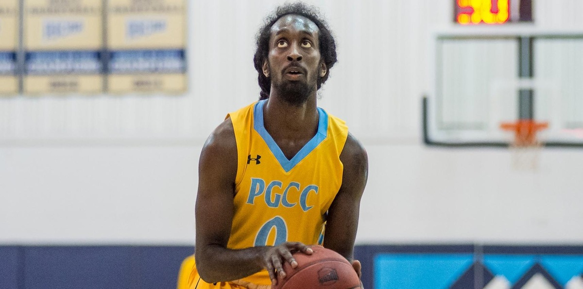Johnson Powers Five Prince George's Men's Basketball Players In Double Figures With 30 Points In 93-87 Win Against Chesapeake