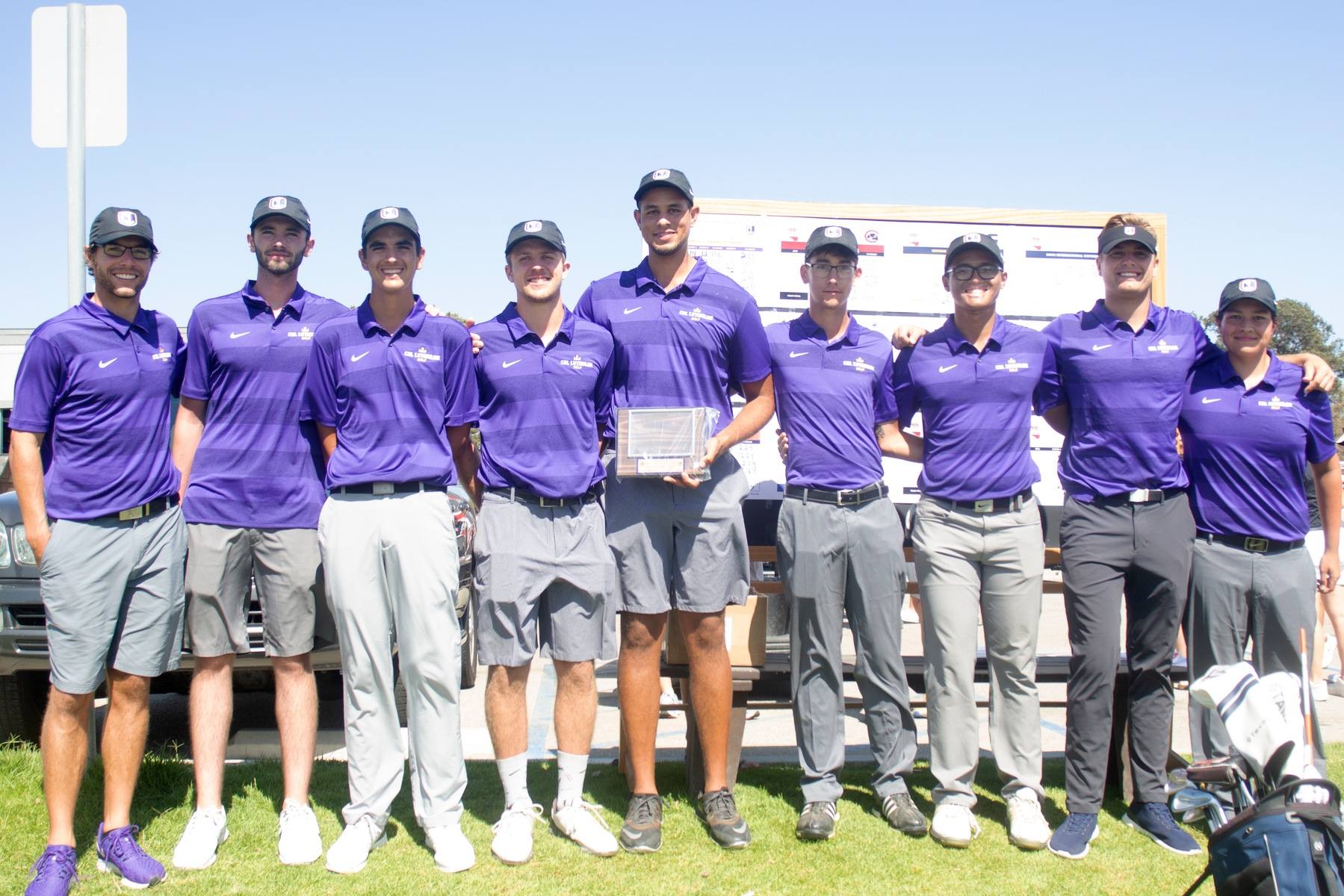 Kingsmen, Perry Set Program Records for 54-holes; Win CA State Intercollegiate