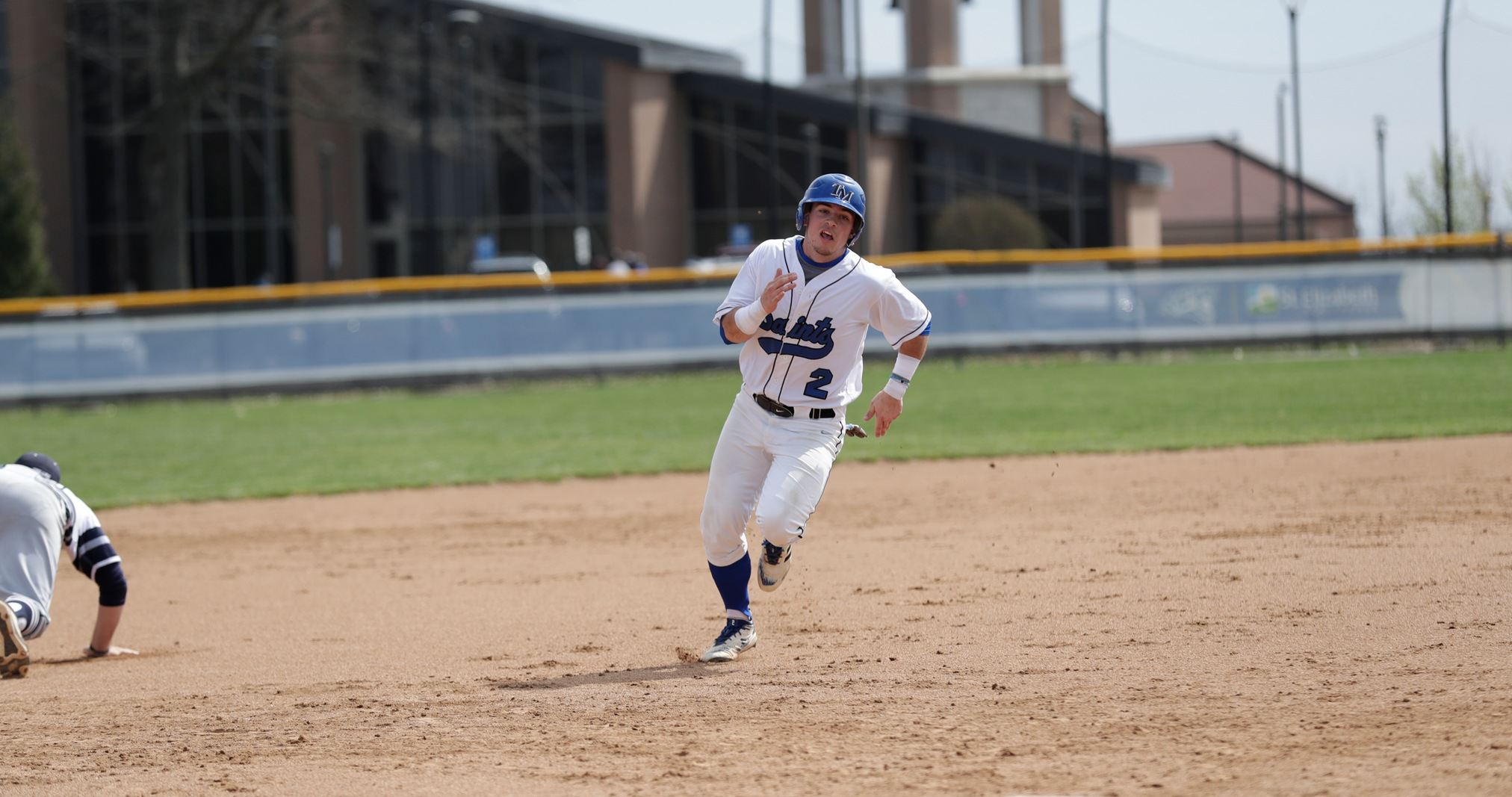 Thomas More Splits Doubleheader With Cougars