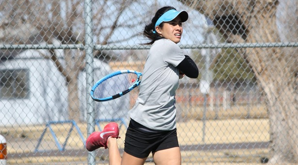 Lady Saints Fall to Oklahoma Baptist University