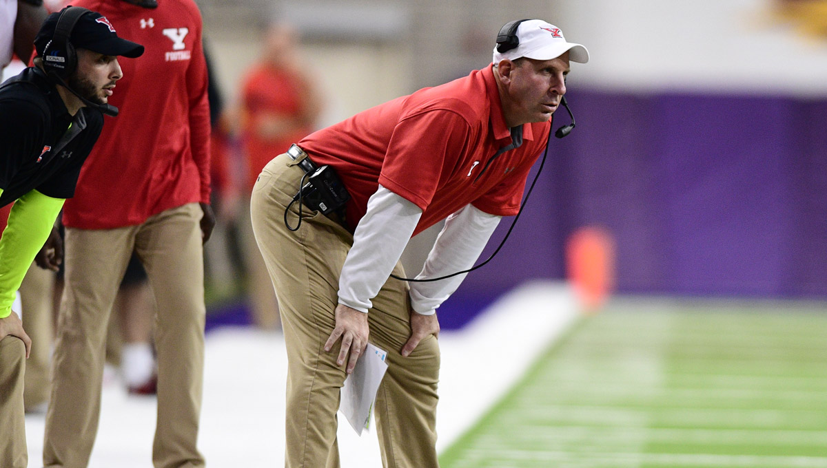 Head Coach Bo Pelini