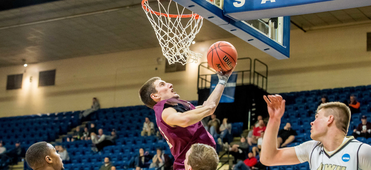 Offensive Woes Hinder Men's Basketball In 69-52 Setback At Trinity