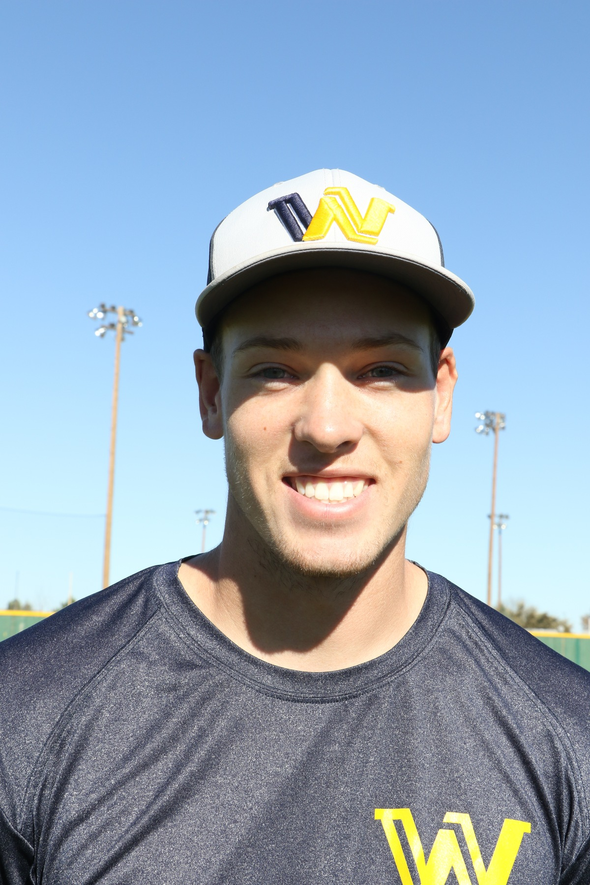 Male Athlete of the Week -- Harrison Yates