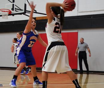 Falcon women score decisive win over Edgewood