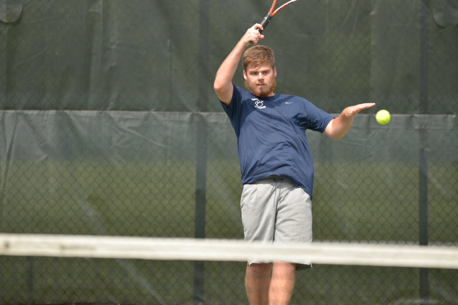 Men's Tennis Wins Season Opener