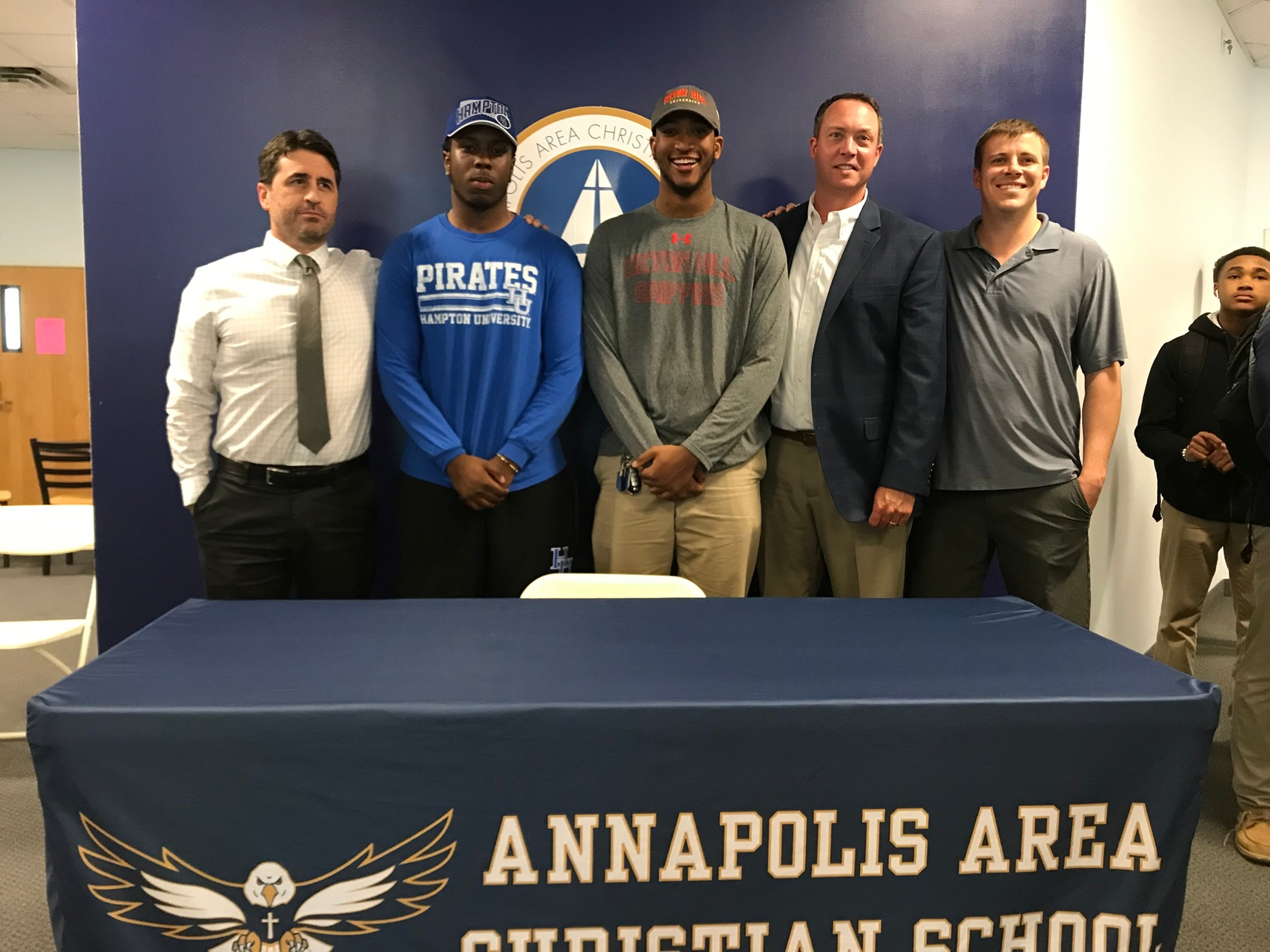 Celcis and Forbes Sign To Play Basketball In College