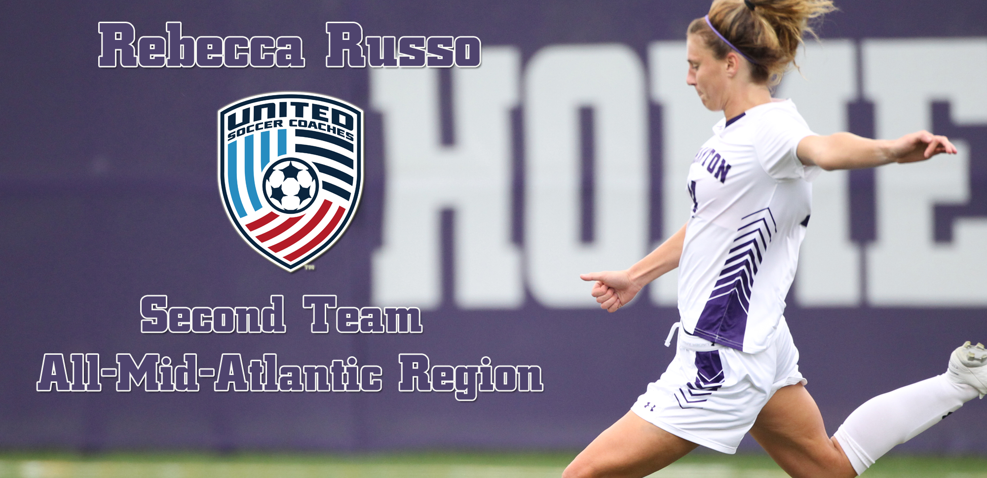 Women's Soccer's Rebecca Russo Named to USC All-Region Second Team