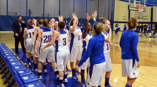Falcon BKB women travel to Marian Tonight/ The Scouting Report