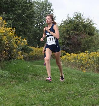 Women's cross country competes at All-Ohio Championships