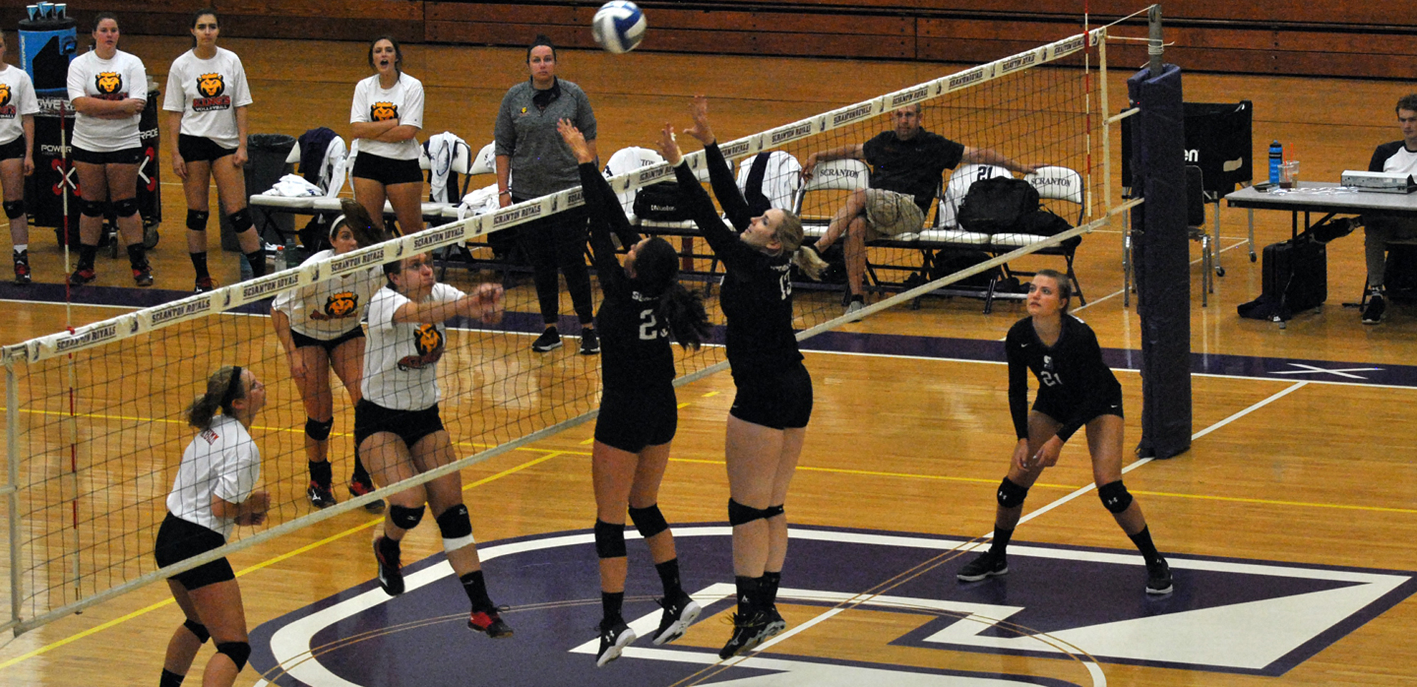 Scranton was picked second in the 2018 Landmark Conference preseason volleyball coaches' poll.