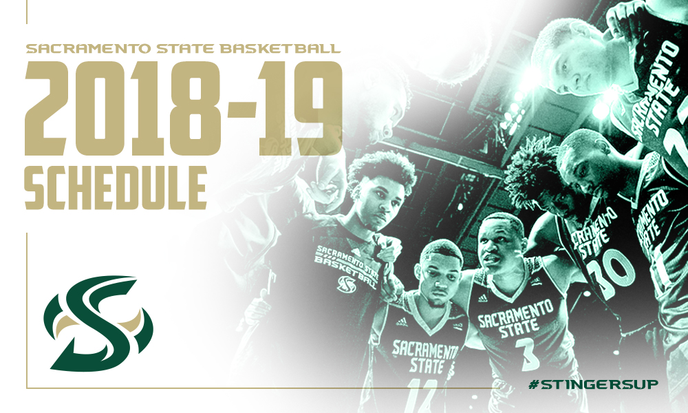 MEN'S BASKETBALL RELEASES THE 2018-19 SCHEDULE