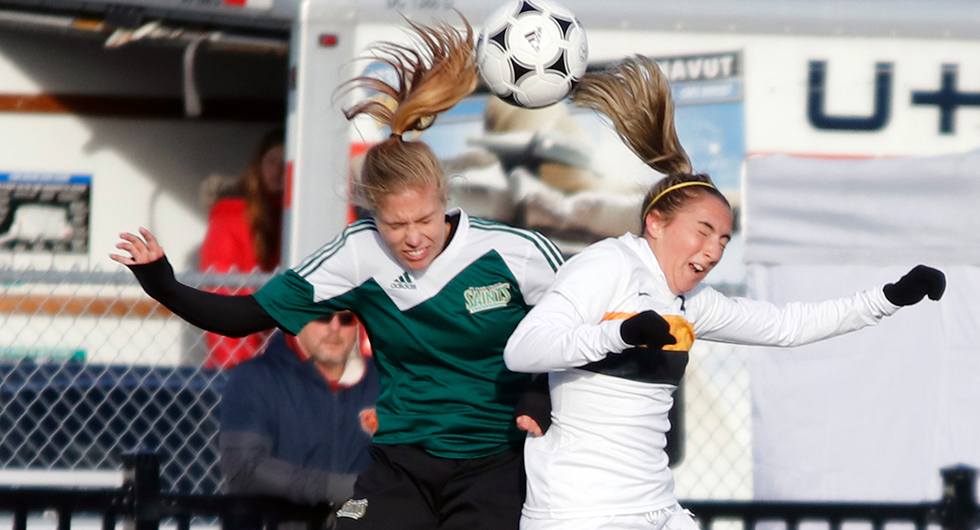 HAWKS ADVANCE TO OCAA SEMI-FINALS WITH 1-0 WIN OVER ST. CLAIR