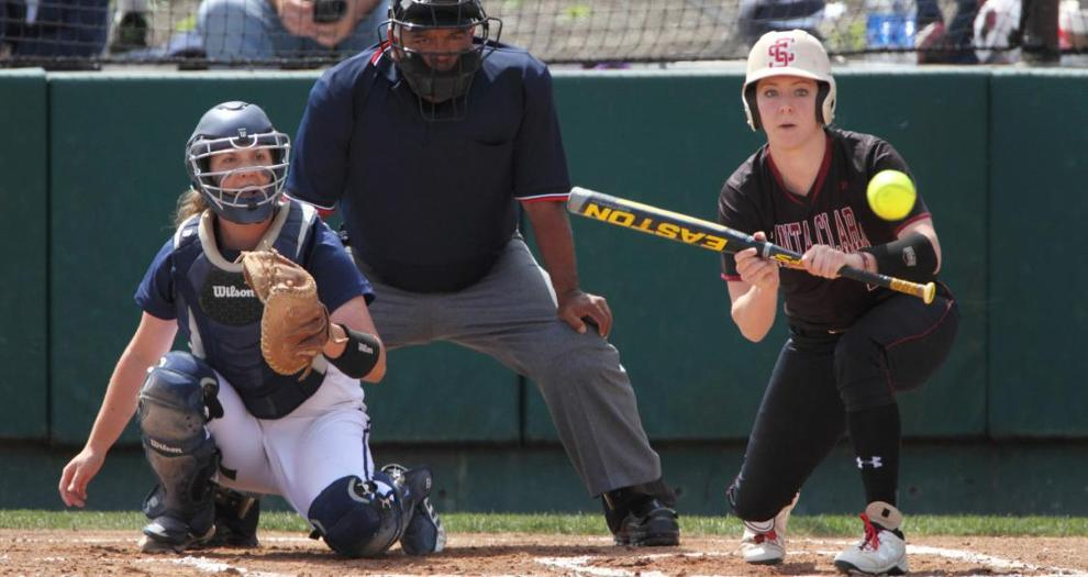 Softball Falls in Both Ends of Double Header