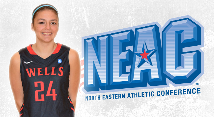 Erkson Wins NEAC Student-Athlete of the Week Honors