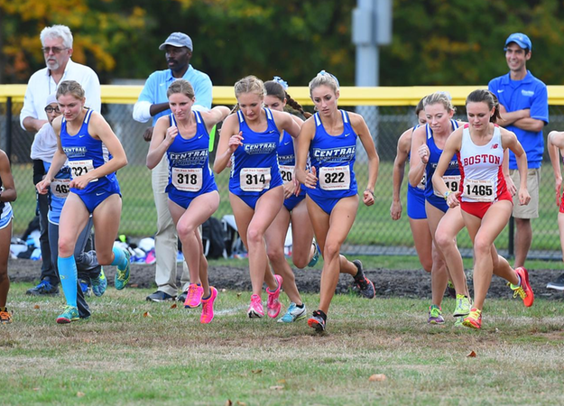 Women's Cross Country Finishes 31st at  NCAA Northeast Regional Championships