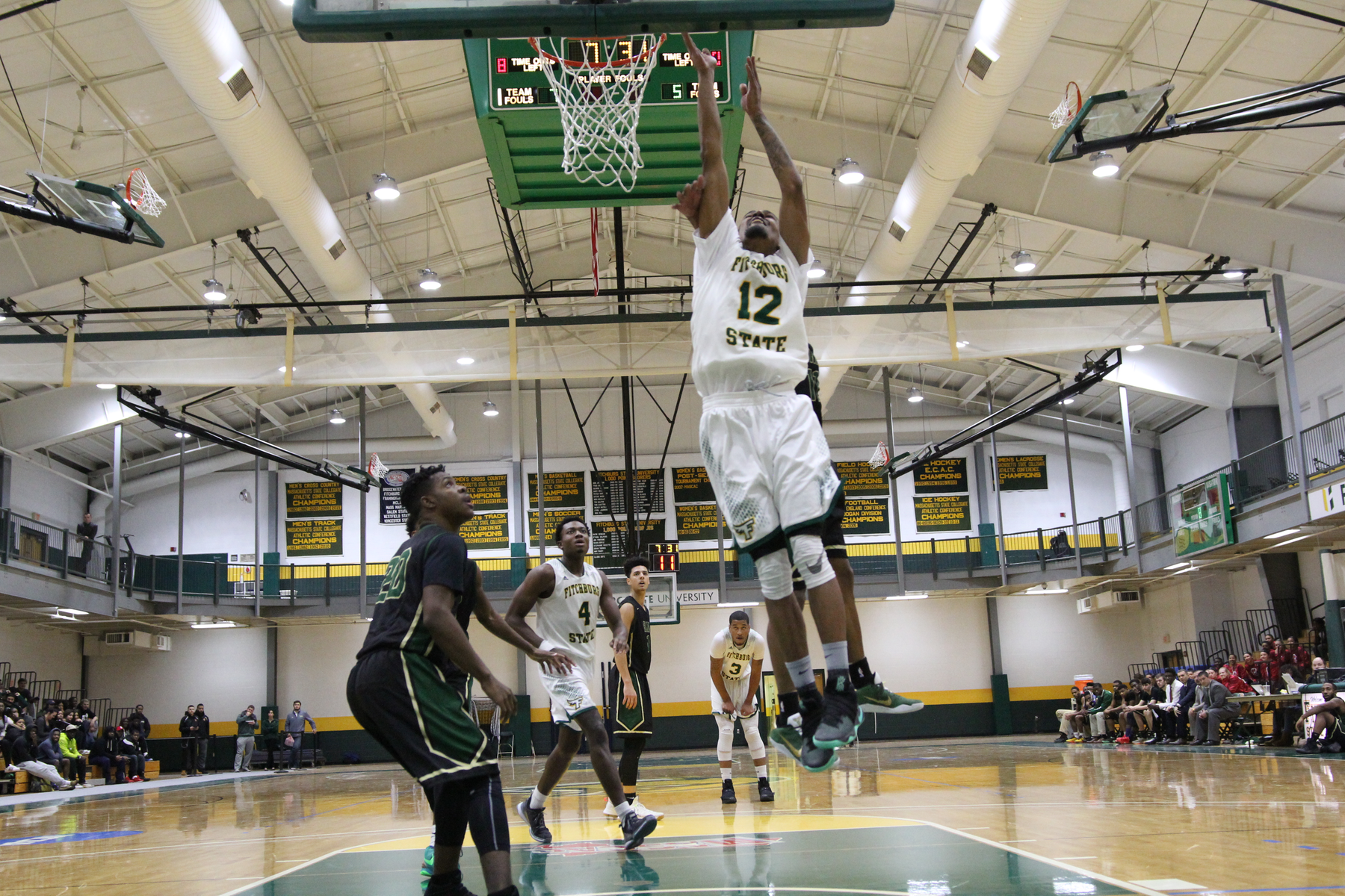 Fitchburg State Holds Off Southern Vermont, 71-66 (OT)