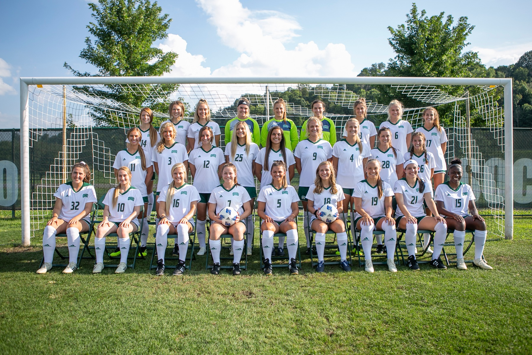 Ohio Soccer Hosts Youngstown State for Exhibition on Friday